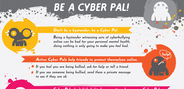 Cyber Pal initiative to improve behaviour online