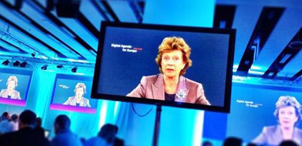 CEO Coalition Neelie Kroes