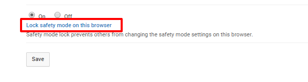 What is YouTube Safety Mode?