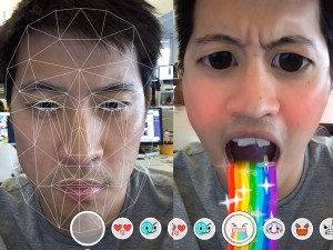 Snapchat Filters (image via Tech Insider)