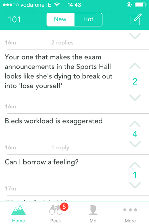 what is Yik Yak