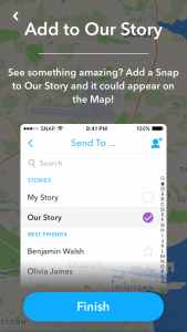 snap maps safety