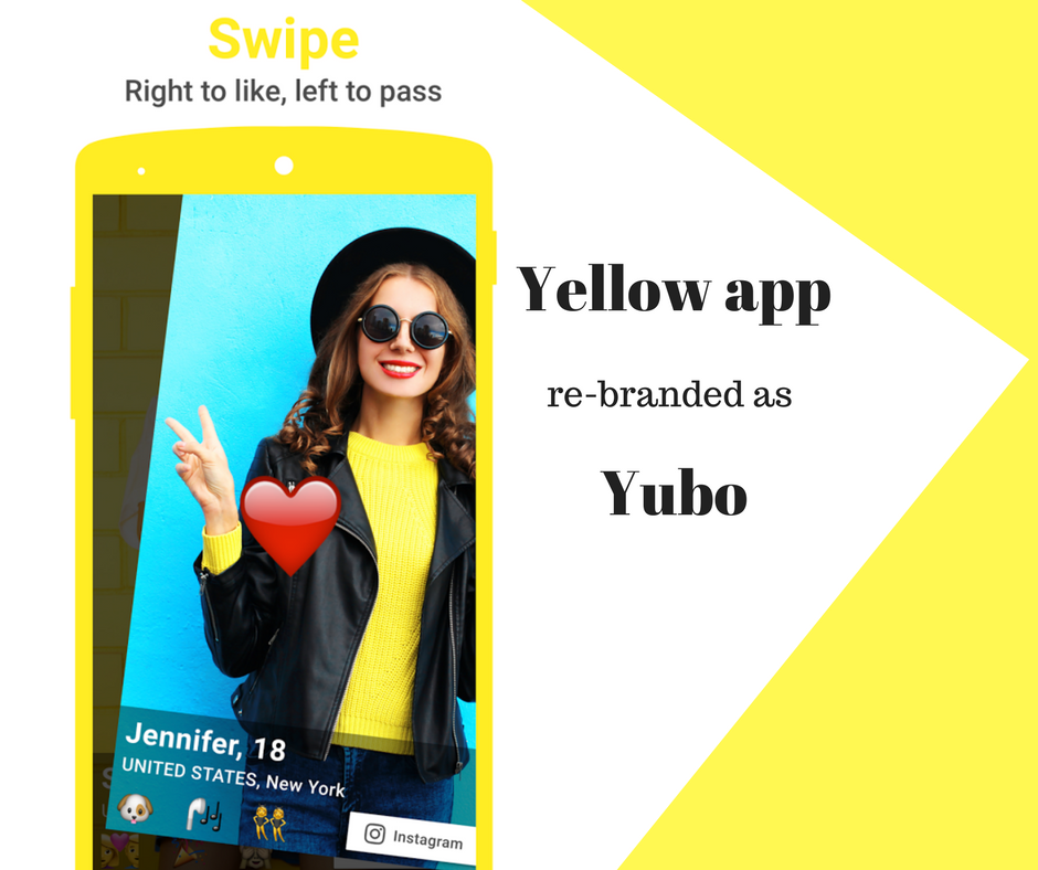What is the Yellow App? Make Friends on Snapchat
