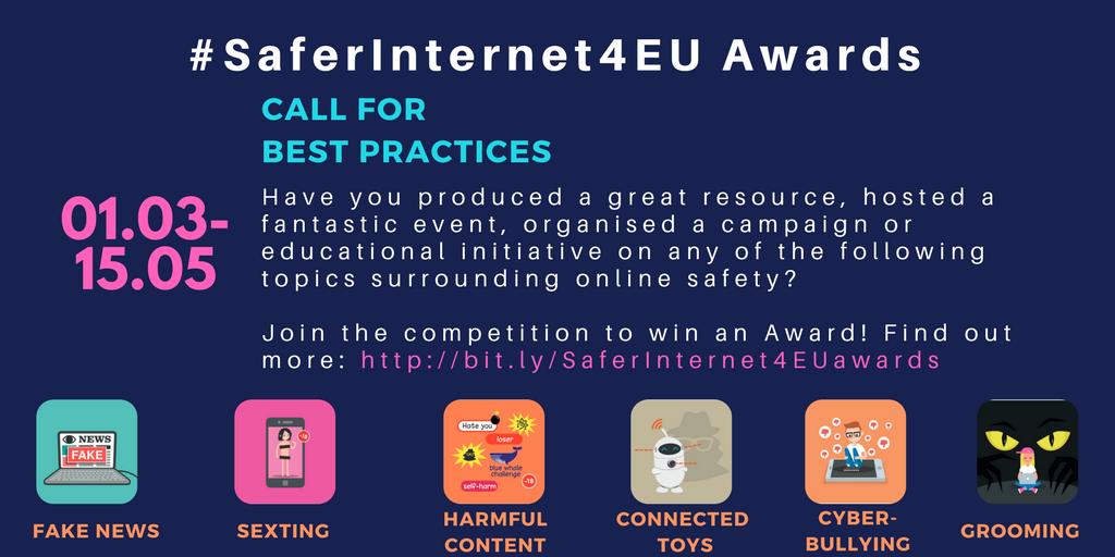 #SaferInternet4EU
