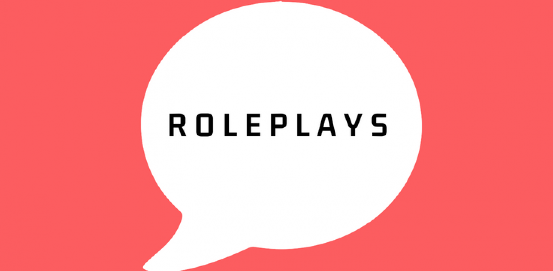 Debates and Roleplays