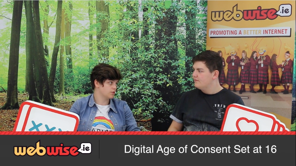Digital Age of Consent