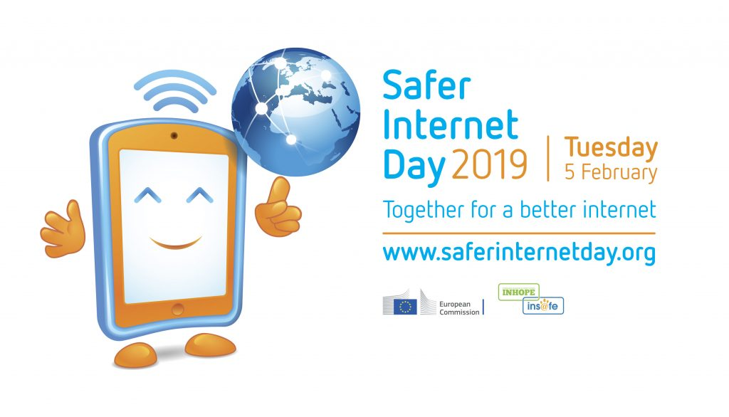 Image result for safer internet day 2019 ireland theme