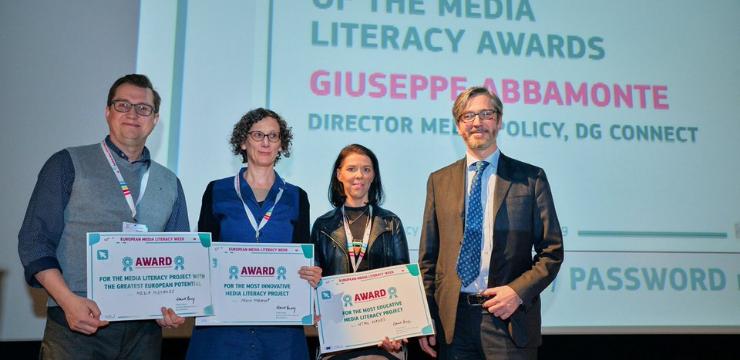 Media Literacy Award 2019