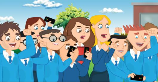 MySelfie and the Wider World primary teaching resource